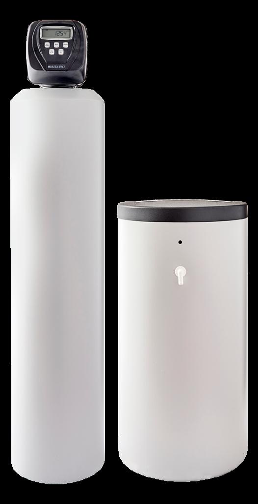 platinum softener and brine tank 750min